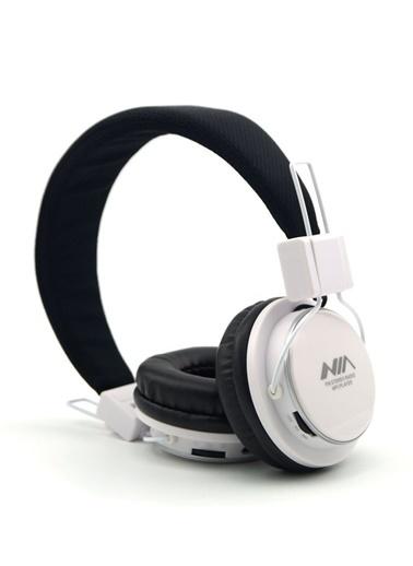 Bludfire Nia Radyolu MP3 Player Kulaklık Beyaz